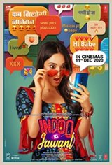 Indoo Ki Jawani Movie Poster