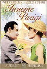 Insieme a Parigi (Paris When it Sizzles) Movie Poster