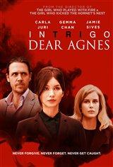 Intrigo: Dear Agnes Movie Poster