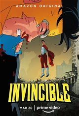 Invincible (Amazon Prime Video) Movie Poster