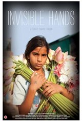 Invisible Hands Large Poster