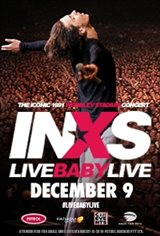 INXS: Live Baby LIve Large Poster