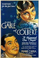 It Happened One Night - Classic Film Series Large Poster