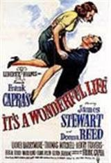 It's A Wonderful Life - Classic Film Series Movie Poster
