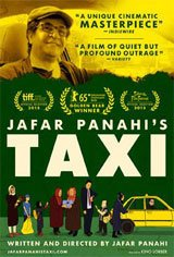 Jafar Panahi's Taxi Movie Poster