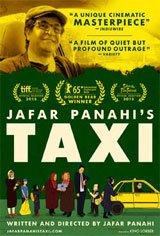 Jafar Panahi's Taxi Large Poster