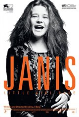 Janis: Little Girl Blue Movie Poster