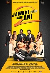 Jawani Phir Nahi Ani 2 Movie Poster