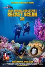 Jean-Michel Cousteau's Secret Ocean Movie Poster