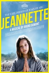 Jeannette: The Childhood of Joan of Arc Movie Poster