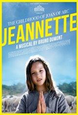 Jeannette: The Childhood of Joan of Arc (Jeannette l'enfance de Jeanne d'Arc) Movie Poster