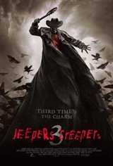 Jeepers Creepers 3 Movie Poster