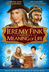 Jeremy Fink and the Meaning of Life - Movie cast and actor