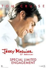 Jerry Maguire 25th Anniversary Movie Poster
