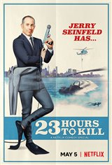 Jerry Seinfeld: 23 Hours to Kill (Netflix) Movie Poster