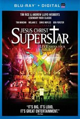 Jesus Christ Superstar Live Arena Tour Movie Poster