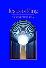 Jesus is King Large Poster