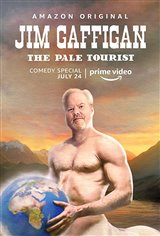 Jim Gaffigan: The Pale Tourist (Amazon Prime Video) Movie Poster