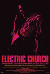 Jimi Hendrix: Electric Church Movie Poster