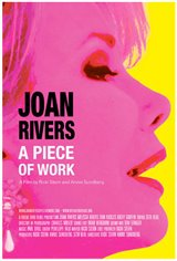 Joan Rivers: A Piece of Work Movie Poster