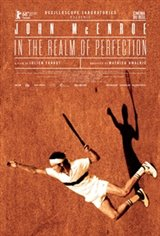 John McEnroe: In the Realm of Perfection Large Poster