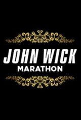 John Wick Marathon Movie Poster