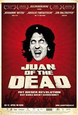 Juan of the Dead Movie Poster