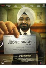 Judge Singh LLB Movie Poster