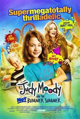 Judy Moody and the NOT Bummer Summer Movie Poster