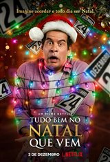 Just Another Christmas (Netflix) Movie Poster