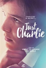 Just Charlie Large Poster
