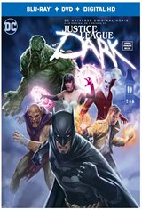 Justice League Dark Movie Poster Movie Poster