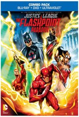 Justice League: The Flashpoint Paradox Movie Poster
