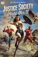 Justice Society: World War II Movie Poster