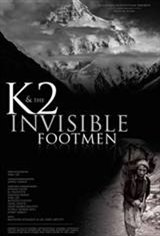 K2 and the Invisible Footmen Movie Poster