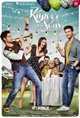 Kapoor & Sons - Since 1921 Movie Poster
