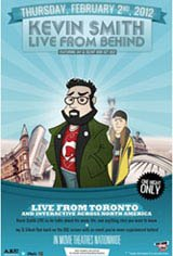Kevin Smith: Live from Behind Movie Poster