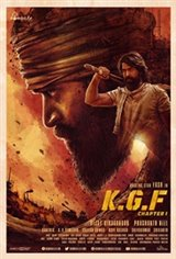 K.G.F (Telugu) Movie Poster