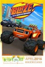 Kidtoons: Blaze and the Monster Machines Movie Poster