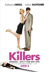 Killers (2010) Movie Poster
