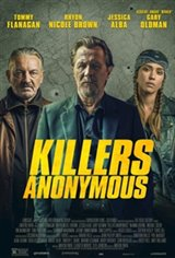 Killers Anonymous Large Poster