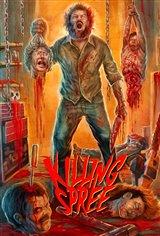 Killing Spree (1987) Movie Poster