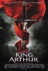 King Arthur Movie Poster