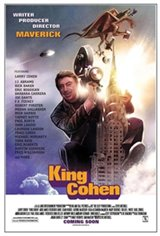 King Cohen: The Wild World of Filmmaker Larry Cohen Movie Poster
