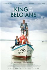 King of the Belgians Movie Poster