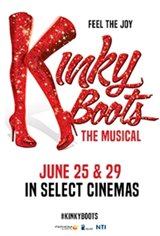 Kinky Boots the Musical Movie Poster