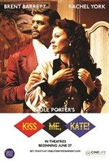 Kiss Me, Kate! Large Poster