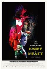 Knife + Heart (Un couteau dans le coeur) Movie Poster
