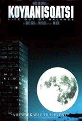 Koyaanisqatsi Movie Poster