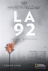 LA 92 Movie Poster